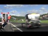 6-й этап Чемпионата Европы по кольцевым гонкам грузовиков на трассе «Мост», Чехия